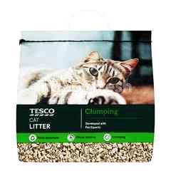 Tesco Clumping Cat Litter `