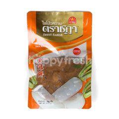 Chada Brand Dice Sweet Radish