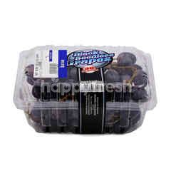 One Selection Black Seedless Grape