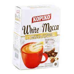 Kopiko Powdered White Coffee Mocha