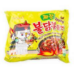 Instant Ramen Hot Chicken Jjajang Flavor