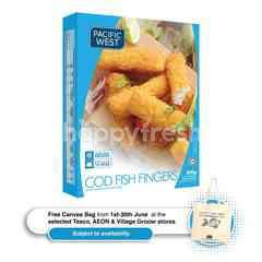 Pacific West Cod Fish Fingers