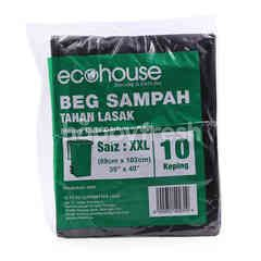 Eco House Garbage Bag XXL Size (10 Pieces)