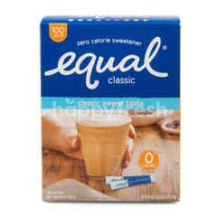 Equal Sugar Substitute (Pack 100)