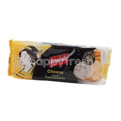 Fantastic Cheese Flavour Rice Crackers