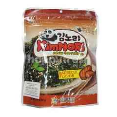 Kimnori Korean Crispy Seaweed Barbecue Flavor
