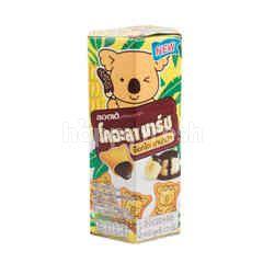 Koala's March Choco Banana Biscuit