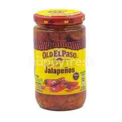Old El Paso Sliced Red Jalapenos - Hot