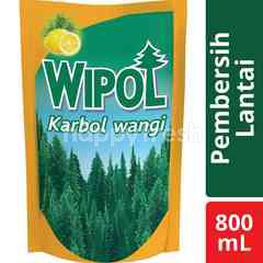 Wipol Lemon & Pine Fragrance Toilet Cleaner Refill