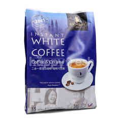 Rich Boy 2 In 1 Premix Instant White Coffee (15 Sachets)