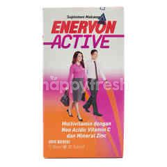 Enervon Active Multivitamin and Mineral Food Supplement