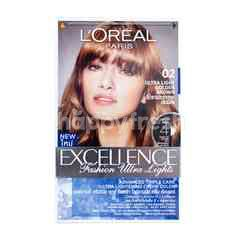 L'Oreal Excellence Fashion Ultra Lights Hair Color 02 Ultra Light Golden Brown