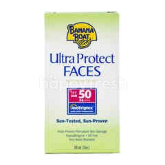 Banana Boat Ultra Protect Faces Suncreen Lotion SPF 50
