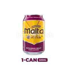 Malta Non-Alcoholic Malt Beverage Can 320ml