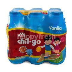 Morinaga Chil Go Minuman Susu Vanila 1-12 Tahun
