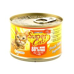 Best In Show Super Kucing Tuna Segar Supreme