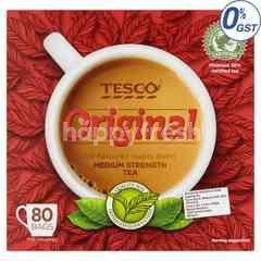 Tesco Original Medium Strength Tea (80 Teabag)