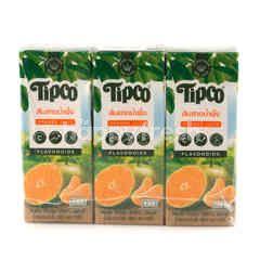 Tipco Sai Nam Phueng Orange Juice 100%