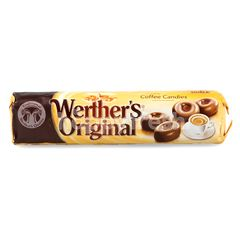WERTHER'S ORIGINAL Creamy Coffee Candies