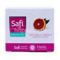 SAFI White Natural Brightening Cream Graperuit Extract