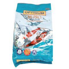 Optimum Makanan Ikan Koi Hi Pro Dedak Gandum