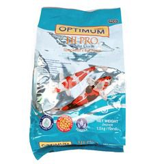 Optimum Hi Pro Wheat Germ Specialist Koi Food