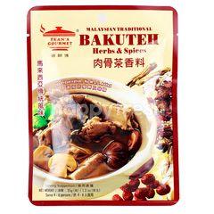 Tean's Gourmet Bakuteh Herbs & Spices