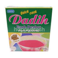 GEMINI Dadih Fruit Pudding - Chocolate