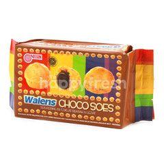 Nissin Walens ChocoSoes