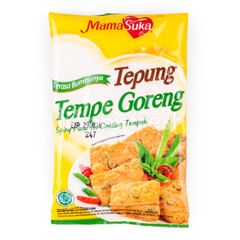 MamaSuka Spicy Flour Coating Tempeh