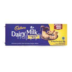 Cadbury Dairy Milk Cashew Nut Chocolate Bar