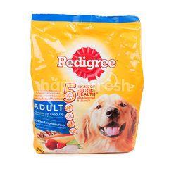 เพดดิกรี ไก่ & ผัก เพื่อสุนัขสุขภาพดี 5 ประการ