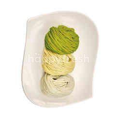 Din Tai Fung Frozen Tri Color Noodle (3 Pieces)