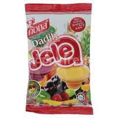 NONA Jele-A Chocolate Vanilla Dadih Powder