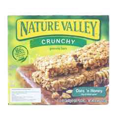 Nature Valley Granola Bars Chrunchy