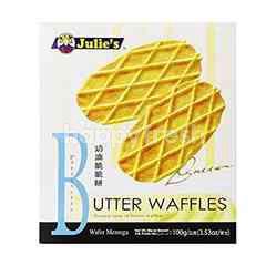 Julie's Butter Waffles