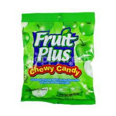 FRUIT PLUS Chewy Candy Apple Flavour
