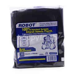 Robot Garbage Bag Size L (30 Pieces)