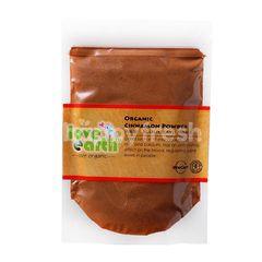 Love Earth Organic Cinnamon Powder