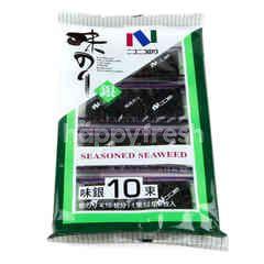 Nico-Nico Aji Kin Seasoned Seaweed
