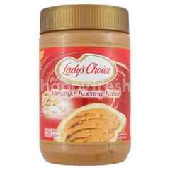 Lady's Choice Grape Stripes Peanut Butter