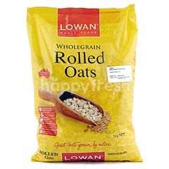 Lowan Wholegrain Rolled Oats Cereal