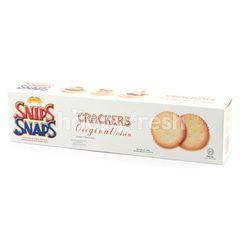 Snips Snaps Crackers Original Flavor