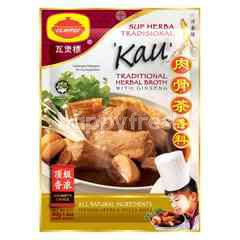 Claypot Traditional Herbal Broth