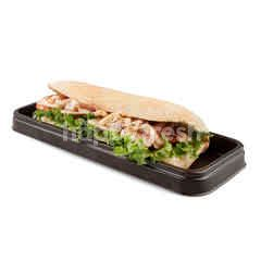 Petit Plaisir Ciabatta And Proscuitto Sandwich