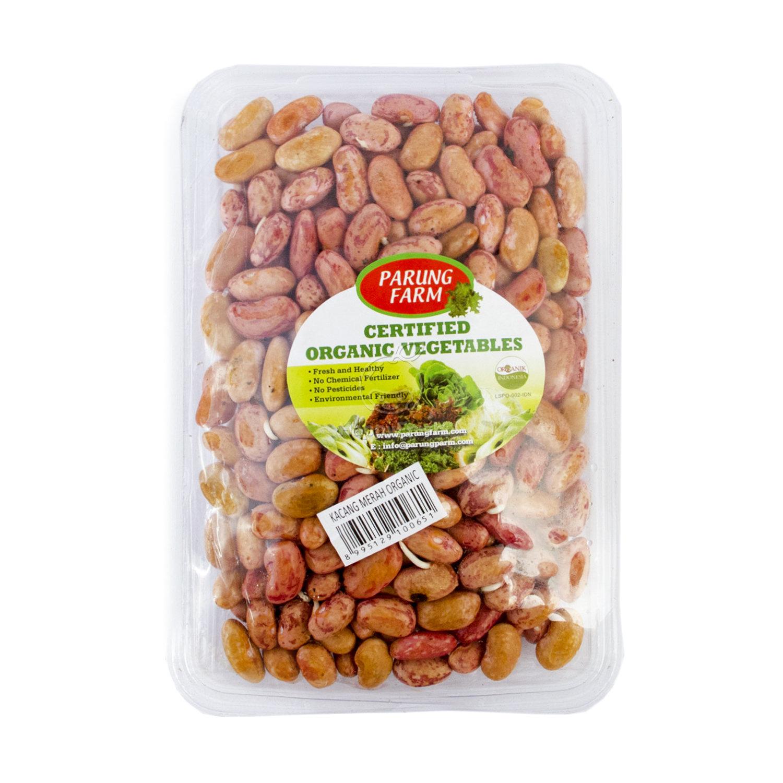 Parung Farm Organic Kidney Beans Happyfresh