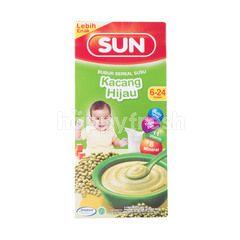 Sun Bubur Sereal Susu Kacang Hijau