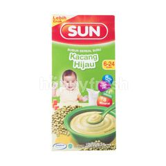 Sun Milk Cereal Porridge Mung Beans