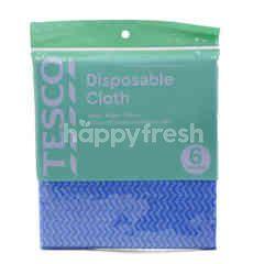 Tesco Disposable Cloth