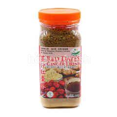 Green Bio Tech Red Dates Ginger Drink Powder